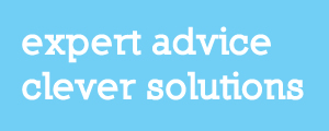 expert advice. clever solutions